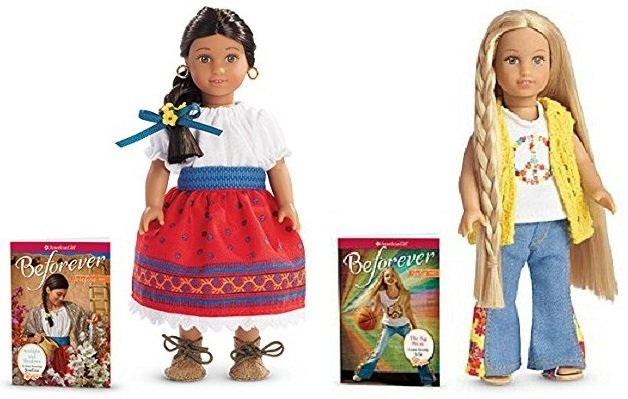 $5 Off $15 Amazon Printed Book Purchase – American Girl Mini + Book Sets as Low as $10.31!