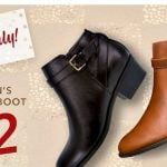 American Eagle Spencer Boots $12 – Today Only at Payless!