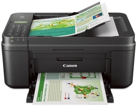 Walmart: Canon Wireless All in One Printer Only $35