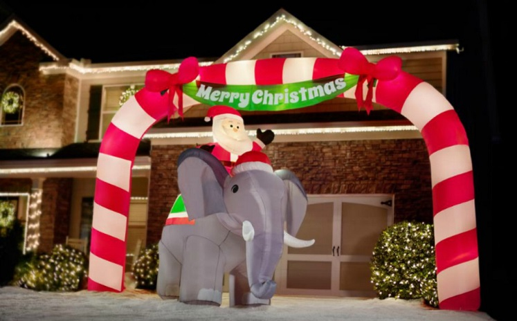heres a few ideas for you home accents holiday - Home Depot Christmas Clearance