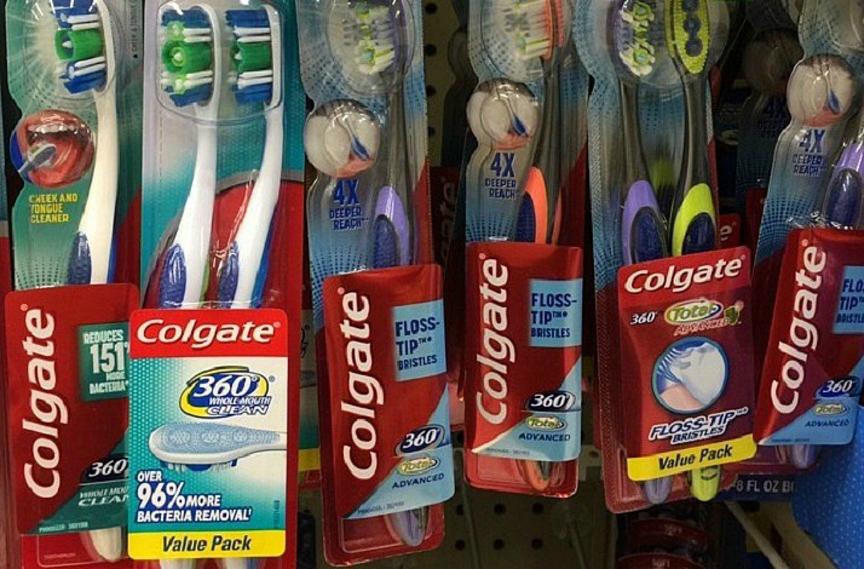 Colgate 360 Toothbrush Just $1.24 Each at CVS (Reg. up to $7!)