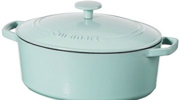 Cuisinart Cast Iron Cookware Up to 70% off on Amazon!