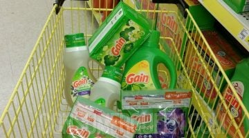 Tide Simply Pods & Gain Products 95¢ Today Only at Dollar General