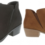 Girl's Ginger Gore Boots $12 – Today Only at Payless!