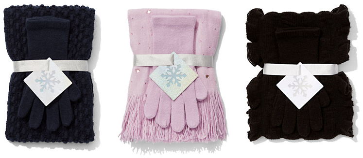 Scarf and Glove Sets Only $3.99 From New York & Co.