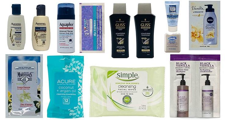 Prime Members: Women's Health & Hair Care Sample Box $9.99 + $9.99 Credit!