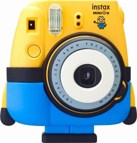 Best Buy: Fujifilm Minion Instant Film Camera $69.99 – Today Only (12/15)