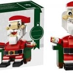 Lego Holiday Santa Building Kit Just $7.99 on Amazon!
