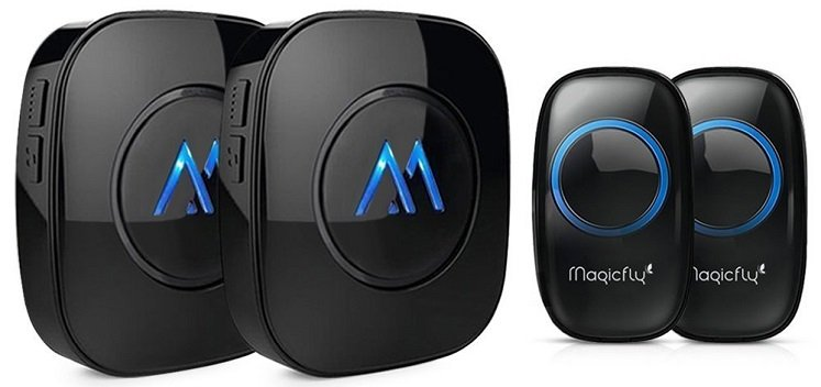Magicfly Wireless Doorbell Kit Only $19.79 Shipped From Amazon!