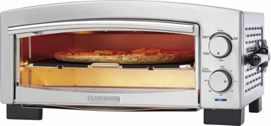 Best Buy: Black & Decker Pizza Oven $74.99 – Today Only (12/28)