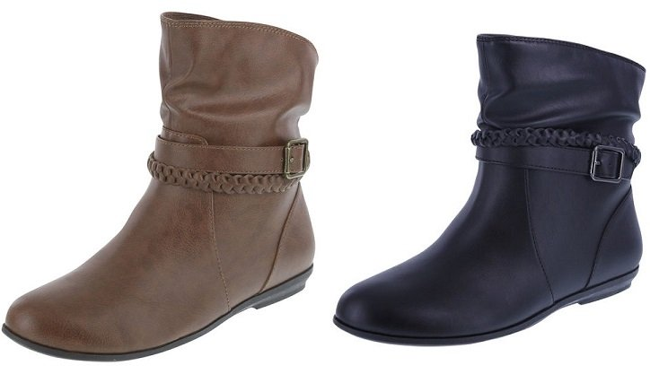 Women's Rachel Slouch Boots $12 – Today Only at Payless!
