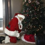 Create a Picture of Santa by YOUR Tree – as Low as $1.99!