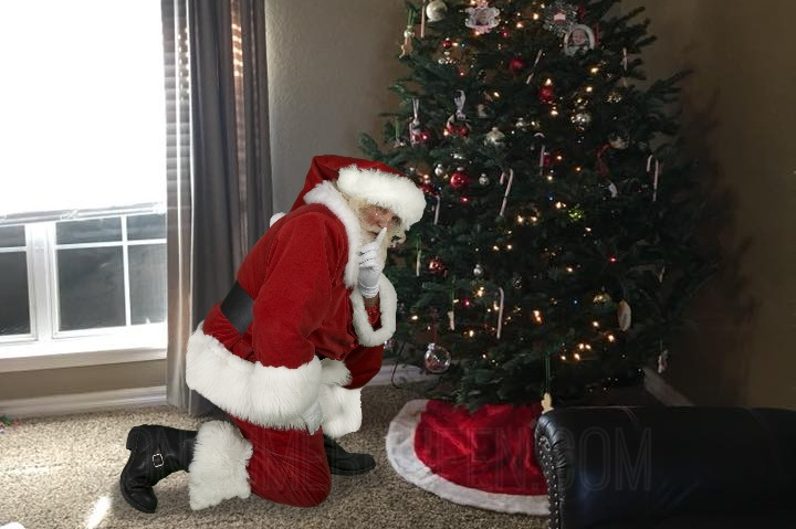 Santa Was Here and Now You Have the Evidence to Prove it!