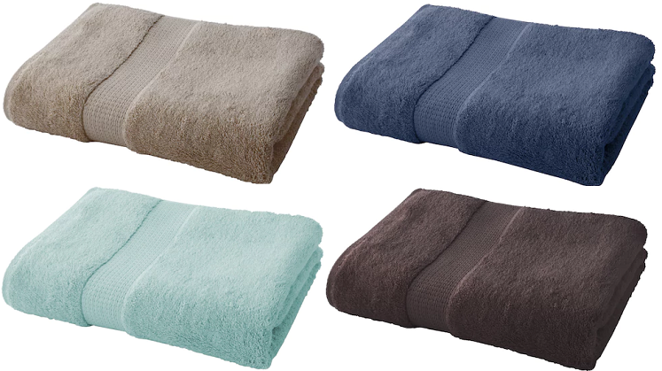 Apt 9 Highly Absorbent Solid Bath Towels As Low As 4 89