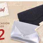 Special Occasion Handbags $12 – Today Only at Payless!