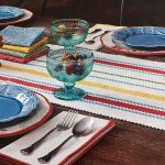 Pioneer Woman Vintage Stripe Runner & 8-ct. Napkin Set Clearance!