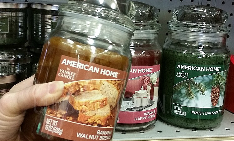 Large Yankee Candle American Home as Low as $11.99 at CVS!