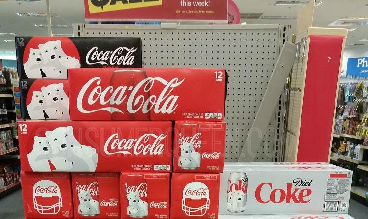 coke multipacks