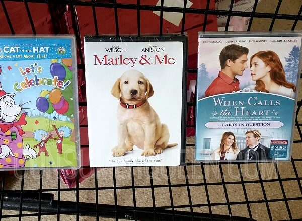 DVD Movies & Blu-ray at Dollar Tree – Check Your Location!