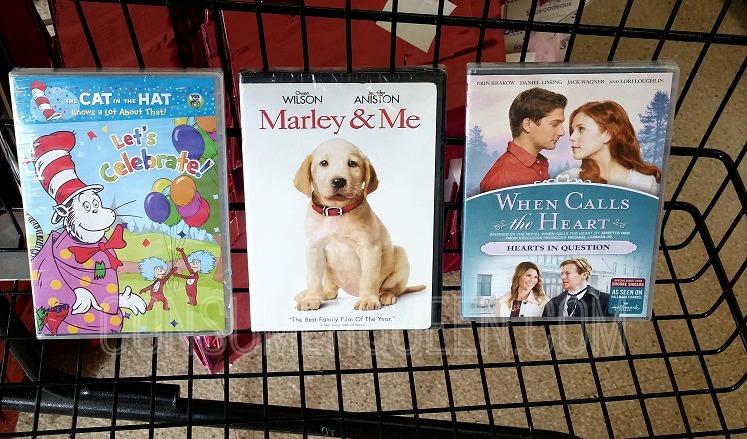 blu-ray  u0026 dvd movies at dollar tree