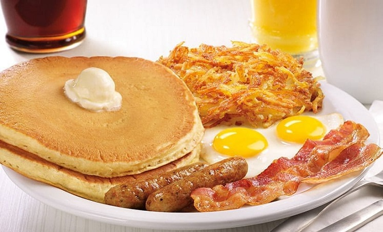 FREE Grand Slam Breakfast w/ Online Purchase at Denny's