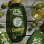 FREE Sample of Garnier Whole Blends Legendary Olive Shampoo or Conditioner!