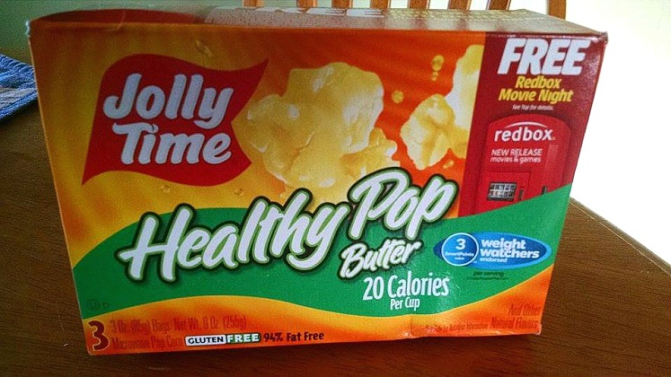 Jolly Time Healthy Pop Popcorn Only 86¢ at Homeland!