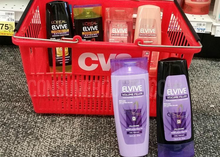 New $2.00/1 Elvive Printable + CVS Deal (Only 75¢ Each)