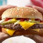 FREE McDonald's Sandwich with $1 Purchase + More Offers (Mobile Pay)