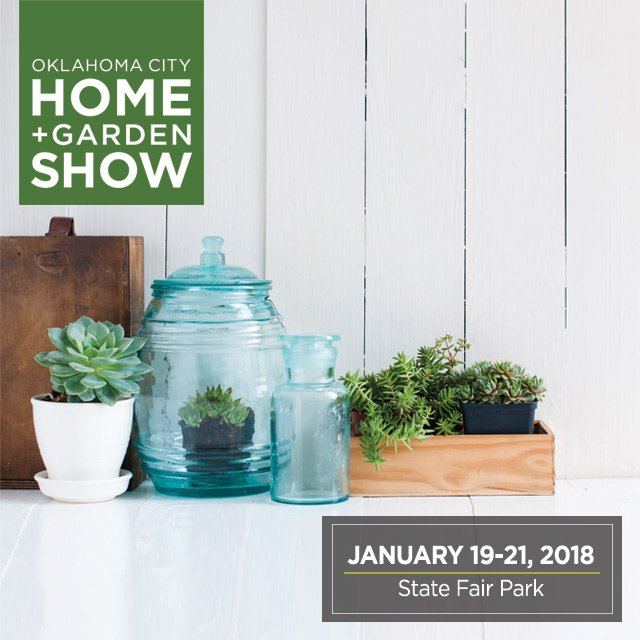 Oklahoma City Home And Garden Show Giveaway Consumerqueen