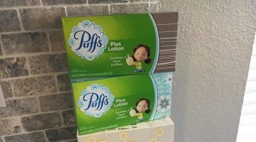Puffs Facial Tissue As Low as 74¢ at Crest!