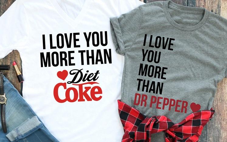 Fun Coke & Dr. Pepper Soda Tees Only $17.98 Shipped