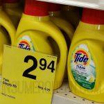 Tide Simply Clean Detergent $1.94 at CVS This Week!