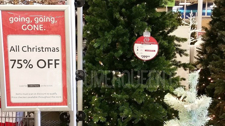 at Home Store Christmas Clearance – Everything 75% Off!