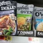 Campbell's Cooking Sauces as Low as 83¢ at Target + Walmart Deal!