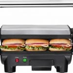 Best Buy: Chefman Grill + Panini Press $24.99 – Today Only (2/13)
