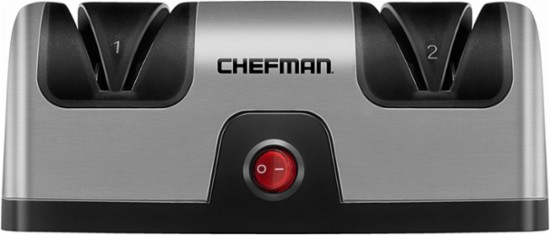 Best Buy: Chefman Electric Knife Sharpener $29.99 – Today Only (1/30)