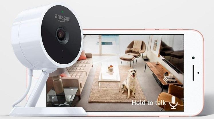 Best Buy: Amazon Cloud Cam Indoor Camera $89.99 – Today Only (1/29)