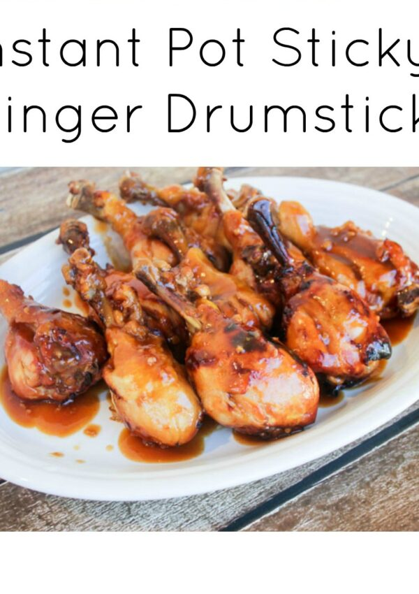 ginger drumsticks