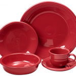 Fiesta Dinnerware – Get FOUR 5-pc Settings for $62 Shipped!