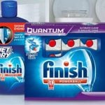 New Finish Dishwashing Detergent & Jet Dry Coupons