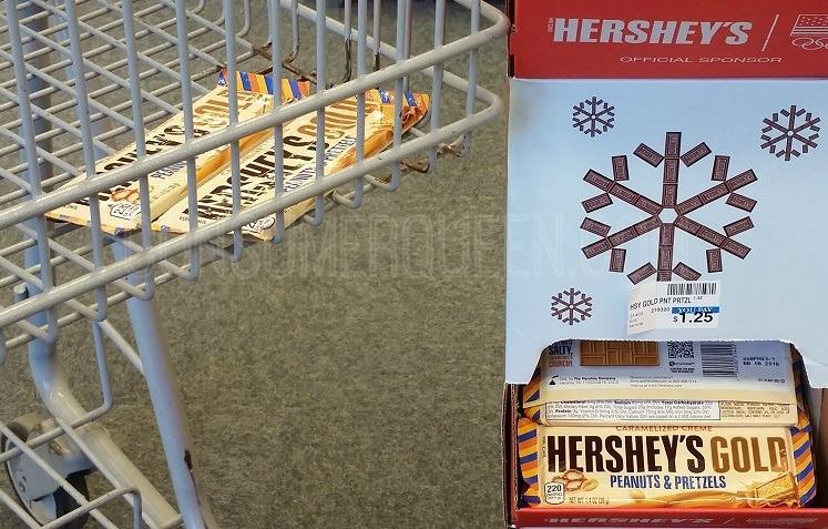 TWO Free Hershey's Gold Bars at CVS – No EB Involved!