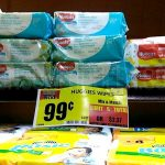 Huggies Baby Wipes 64-ct. as Low as 49¢ at Crest Foods