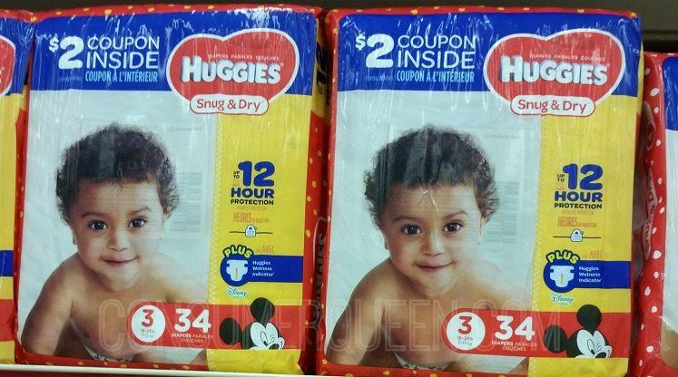 Great Buy on Huggies Diapers & Gerber Baby Foods at Crest Foods!