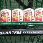 Hunts Organic Tomatoes at Dollar Tree – Check Your Store!