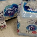 Nestle Pure Life Water 24-pk Only $1.49 at Homeland!