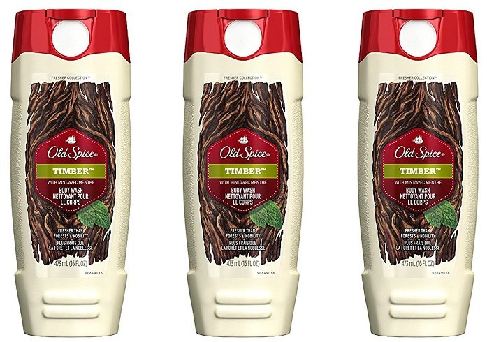 Old Spice Body Wash: 6 Bottles for $8.88 (Reg. $30) on Amazon