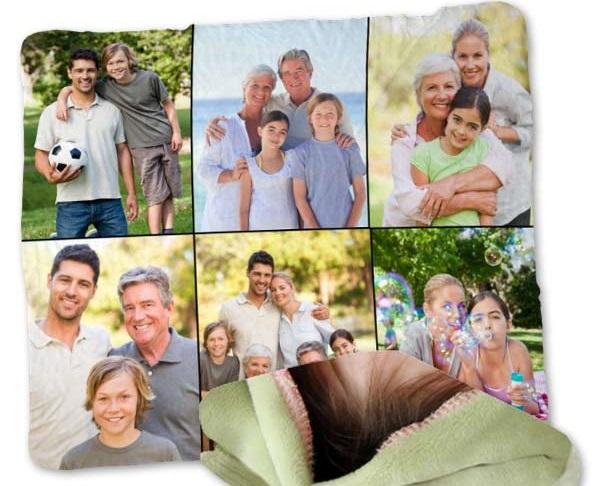 Personalized Fleece Photo Blankets $20.99 (Reg. $59.99) From Walgreens