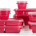 Rubbermaid 30-Piece 10 Day Food Prep Only $10.42 From Amazon