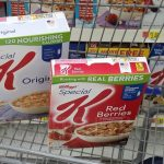 Special K Only 75¢ per Box at Walgreens After Points